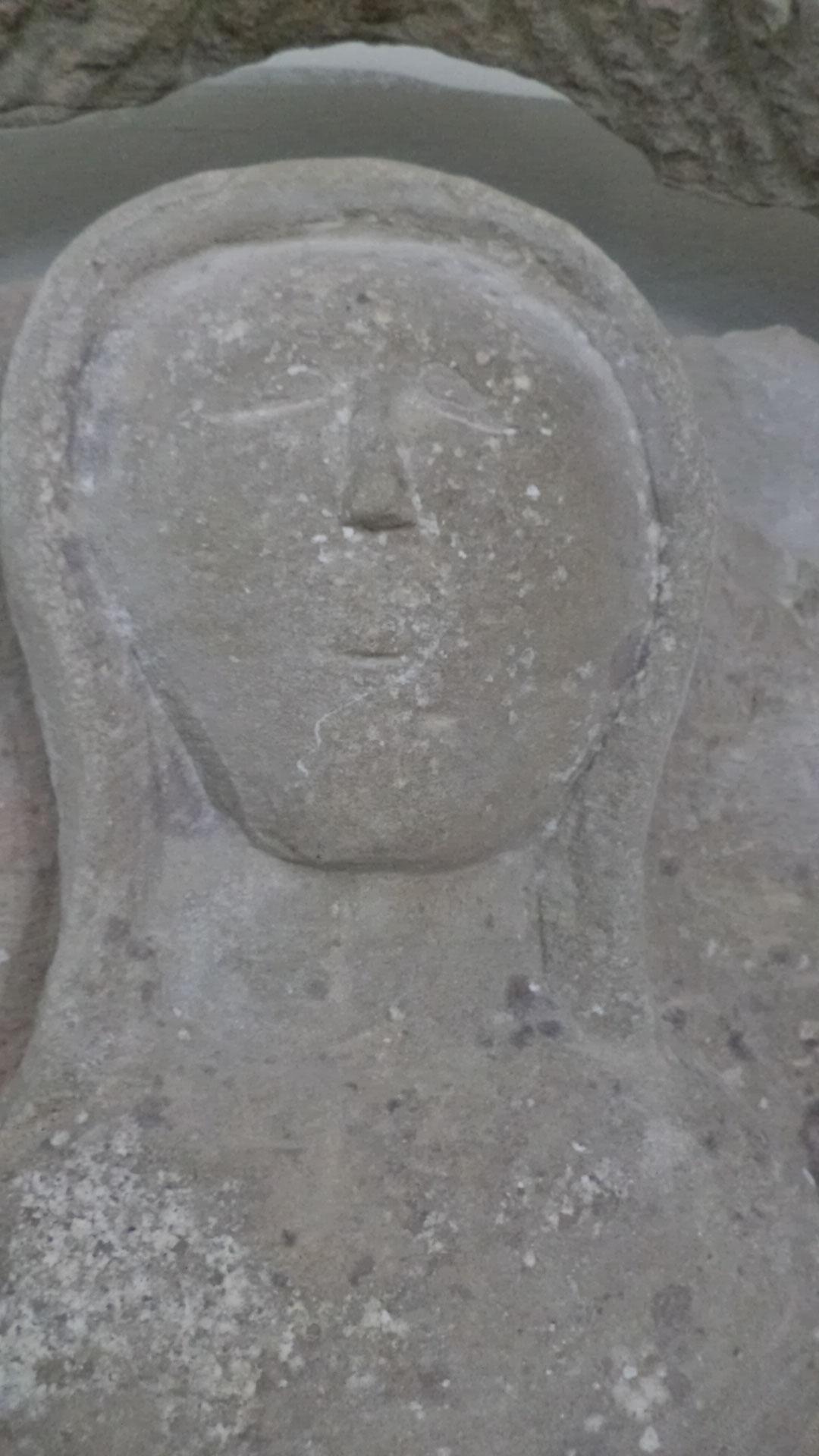 Madonna del Presale (particolare)