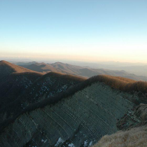 La Ripa dell'Alpe della Luna