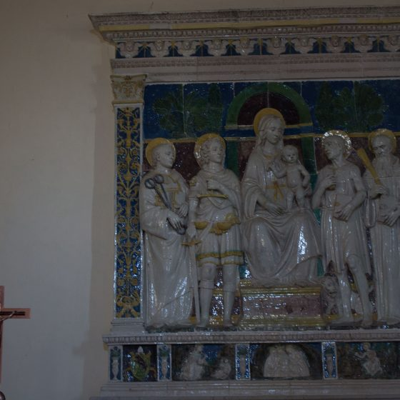 San Michele Arcangelo - Robbiana (1)