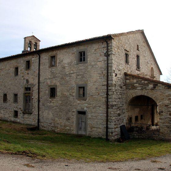 Santa Maria delle Grazie - Fresciano (esterno)