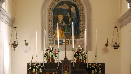 Santa Maria delle Grazie - Fresciano