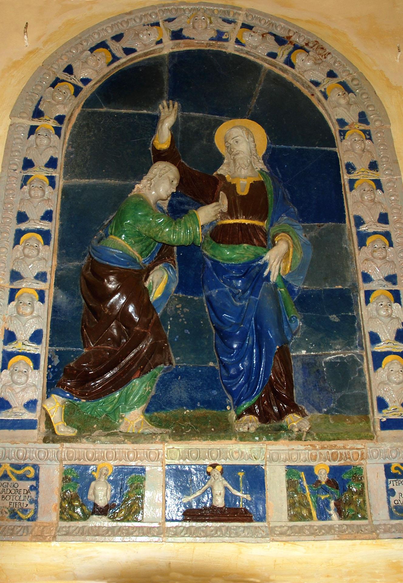 San Tommaso di Montebotolino - Robbiana