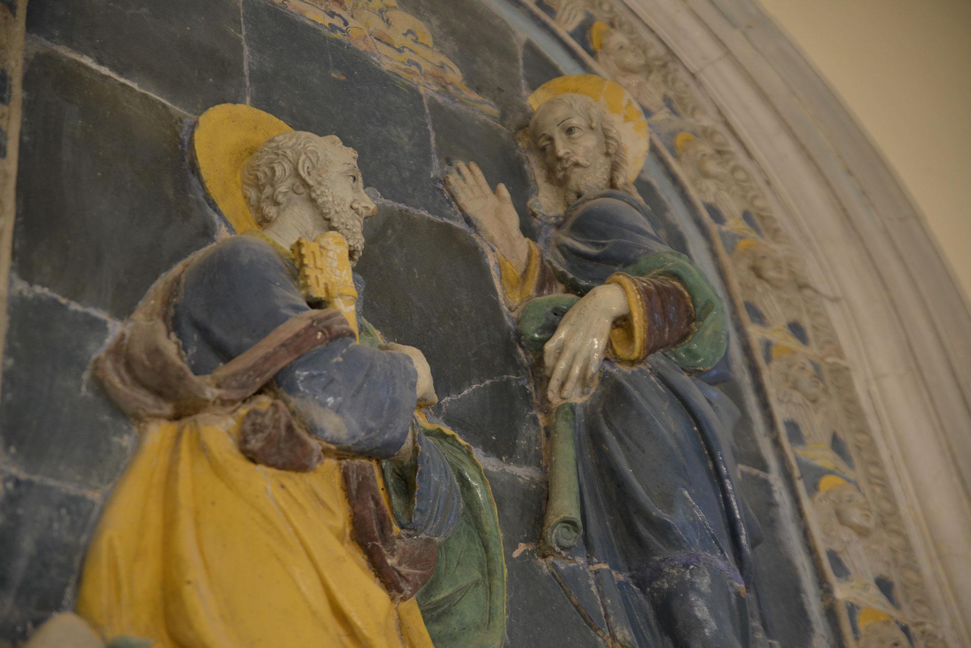 San Pietro di Fresciano - Robbiane