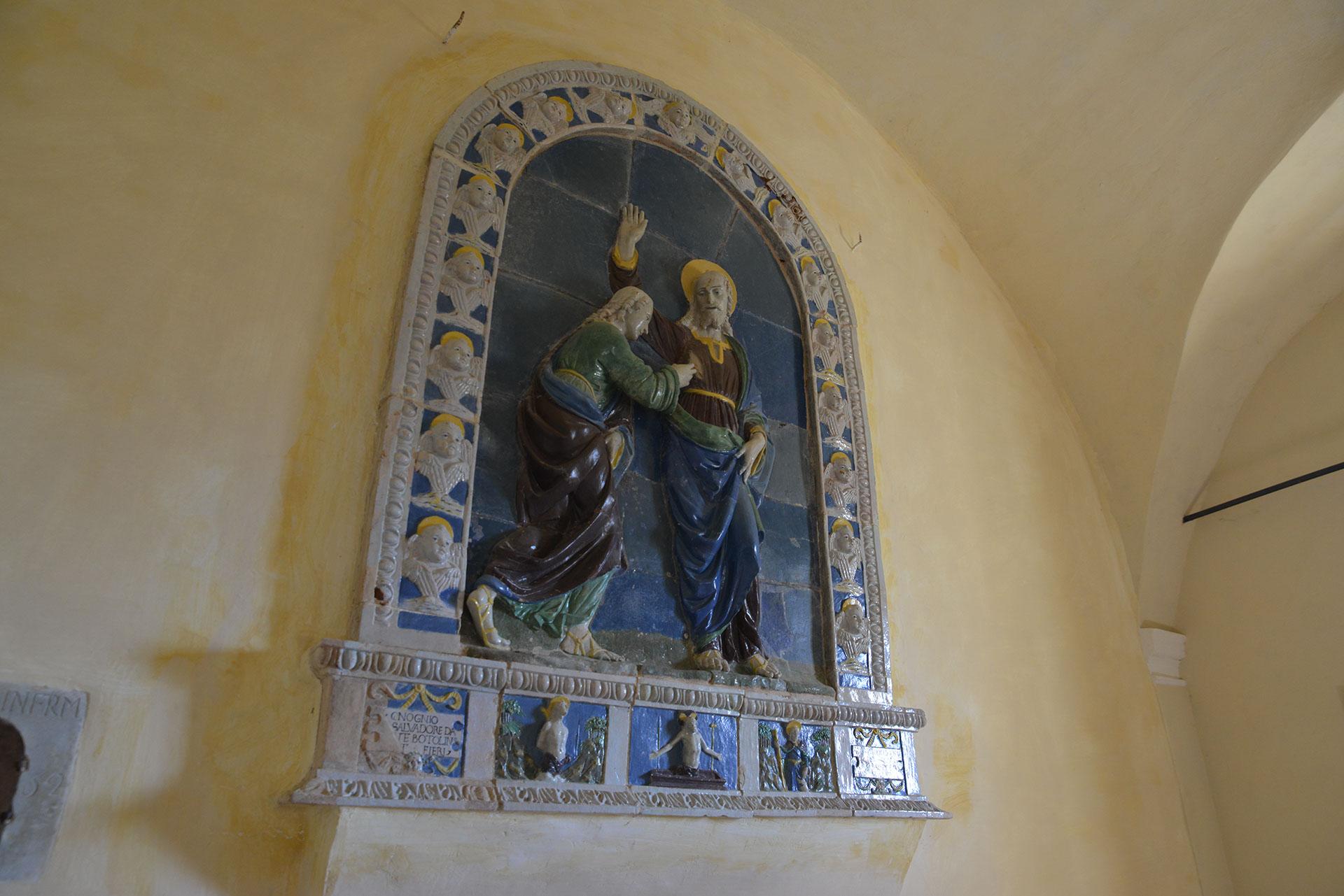 San Tommaso di Montebotolino - Robbiane