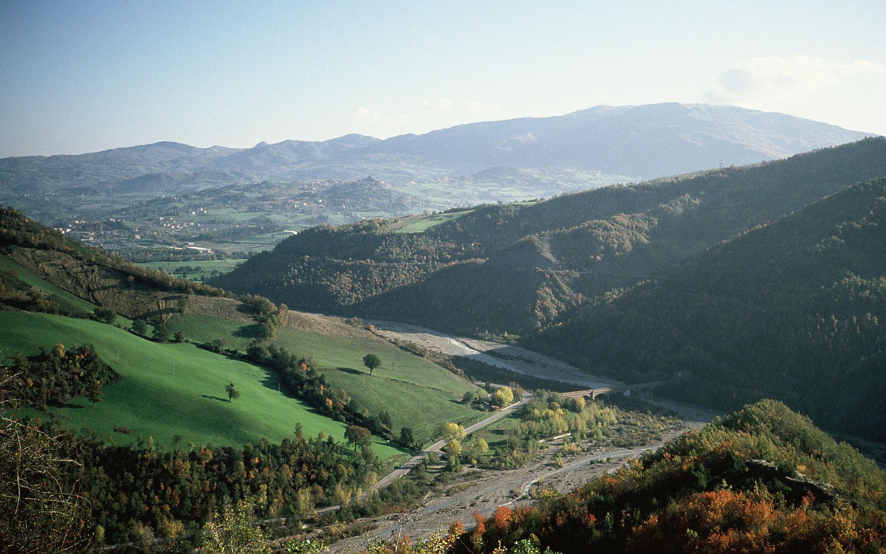 La Valmarecchia Toscana Romagna e Montefeltro una sola terra
